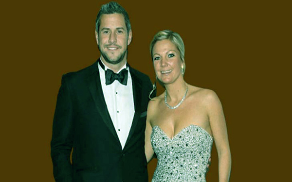 Image of Caption: Louise and Ant Anstead were married in 2005