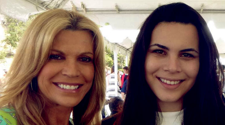 Image of Gigi Santo Pietro: 10 Facts You Didn't Know About Vanna White's Daughter
