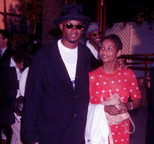 Image of Caption: Lisa Thorner and Damon Wayans Sr Divorced after 16 years of marriage
