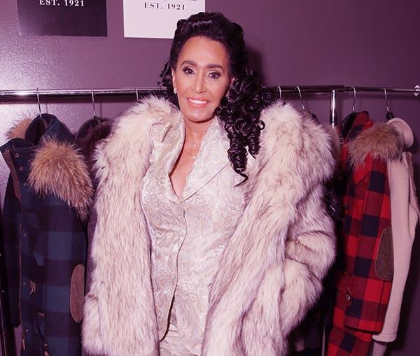 Image of Caption: Fashion Designer, Frances Glandney