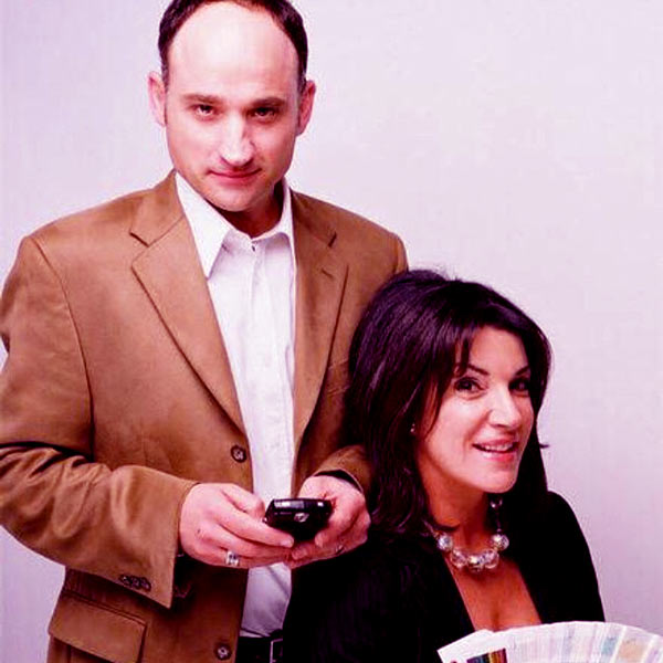 Image of Caption: Krista's husband rumored to have a relationship with Hilary Farr