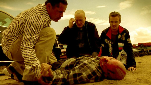 Image of Caption: Raymond Cruz played Tuca Salamanca in Breaking Bad