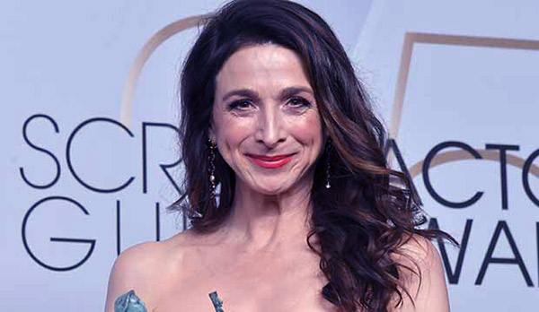Image of Caption: Actress, Marin Hinkle
