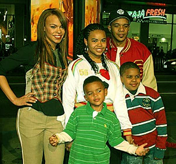 Image of Caption: Ryder has a biological brother Joshua, and two half-siblings; Chyna and Christopher