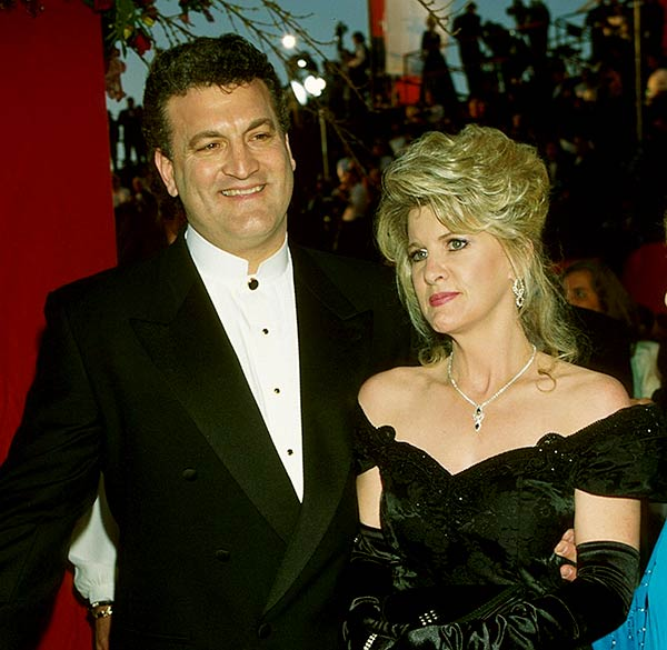 Image of Caption: Joey's first wife, Mary Jo Buttafuoco