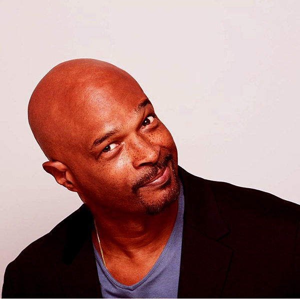 Image of Caption: Kyla's father, Damon Wayans Sr is a comedian