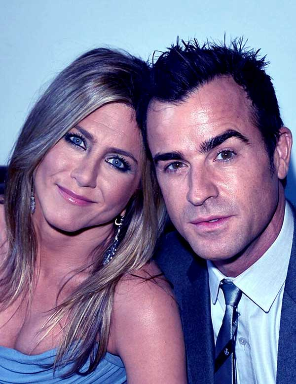 Image of Caption: Jennifer Anniston wanted half-brother Alex to be in her wedding with Justin Theroux