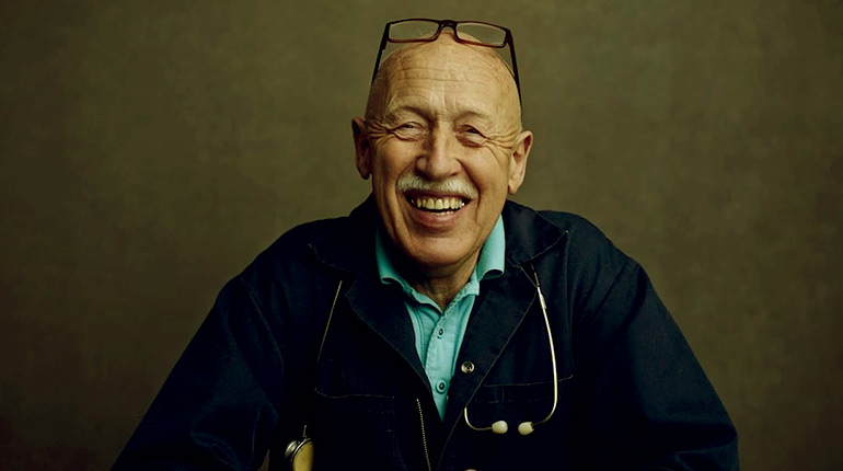 Image of Jan Pol From The Incredible Dr. Pol