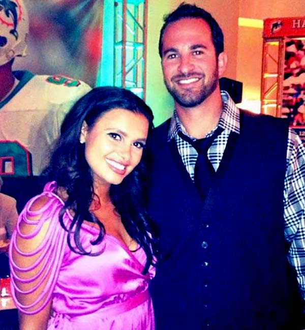 Image of Caption: Richard Giannotti and Joy Taylor were married for two years