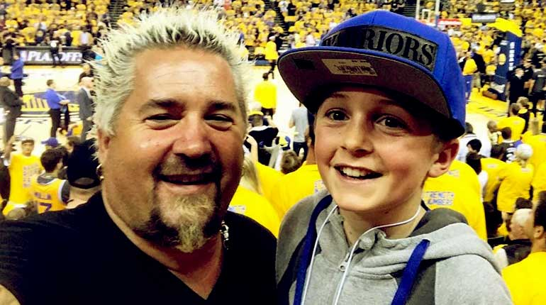 Image of Ryder Fieri: Unknown Facts About Guy Fieri Son