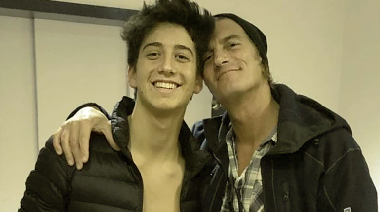 Image of Meet Jeffrey Brezovar - Is Milo Manheim Father Dead or Alive