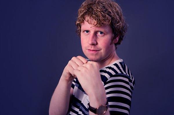 Image of Caption: Josh Widdicombe Co-hosted BBC's radio show 'Fighting Talk