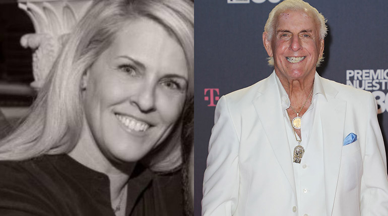 Image of Megan Fliehr: Everything About WWE Wrestler Ric Flair Daughter