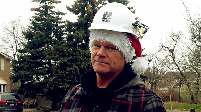 Image of Is Mike Holmes Married After Divorce with First Wife. Who're His Children.