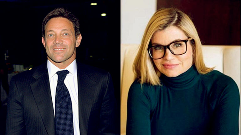 Image of Nadine Caridi unknown facts about Jordan Belfort's ex-wife