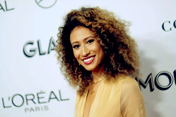 Image of Caption: Elaine Welteroth attends the 2019 Glamour Women of The Year Awards in New York City