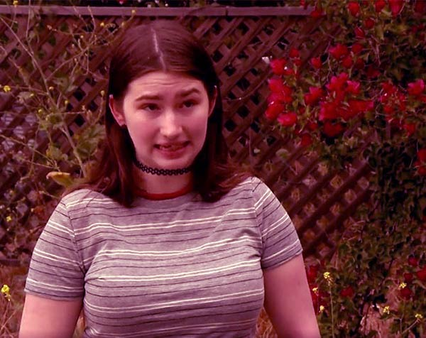Image of Caption: Birdy Brown is famous for hr crooked teeth on Alaskan Bush People