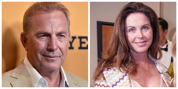 Image of Caption: Liam's father, Kevin Costner, and mother, Bridget Rooney, didn't get married despite being together from for years