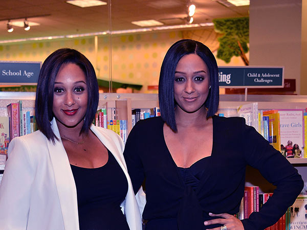 Image of Caption: Tamera and Tia are twin daughters of Darlene