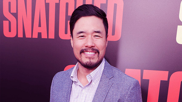 Image of Caption: Randall Park