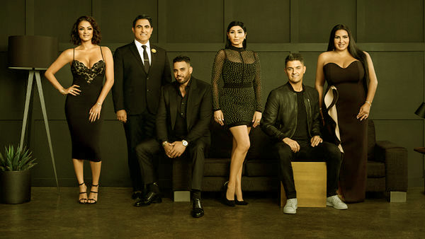 Image of Caption: Shahs of Sunset casts