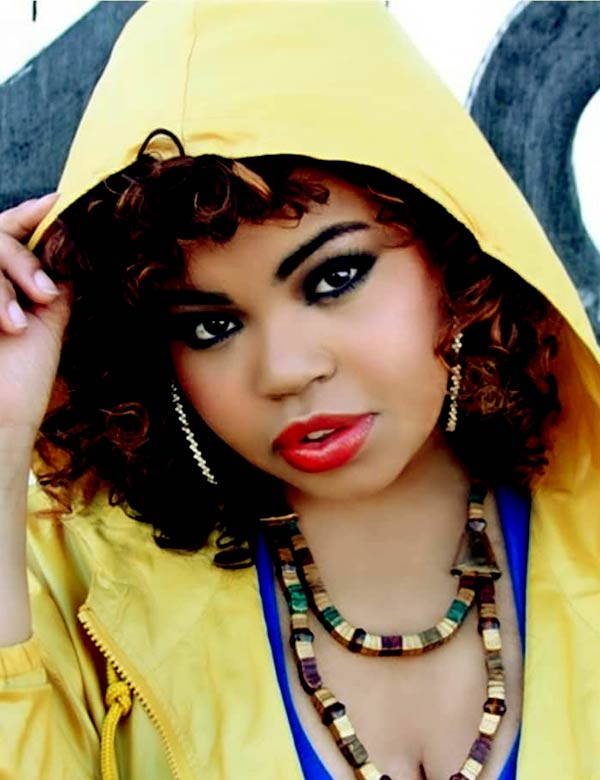 Image of Caption: Rising Singer/ Rapper Chyna Tahjere Griffin.