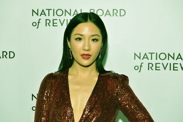 Image of Caption: Constance Wu