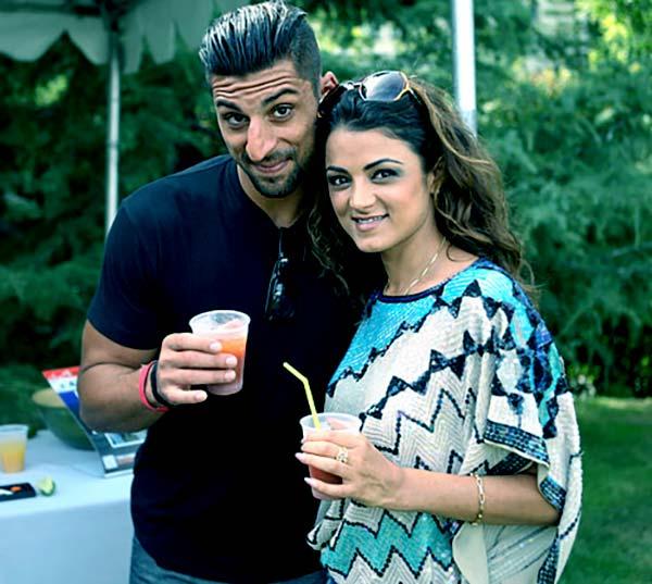 Image of Caption: G.G's ex-boyfriend, Omid Kalantari