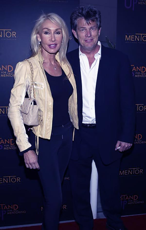 Image of Caption: Linda married to musician David Foster for fourteen years