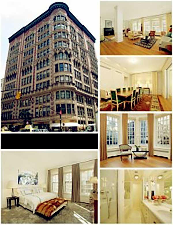 Image of Caption: Nina Garcia sold Manhattan's apartment for $8.5 million