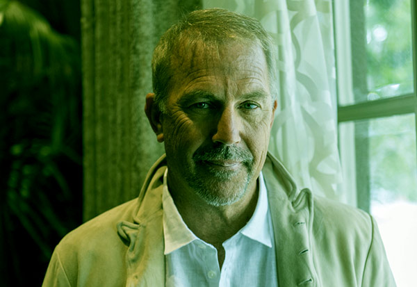 Image of Caption: Liam's father, Kevin Costner is an actor, producer, and musician