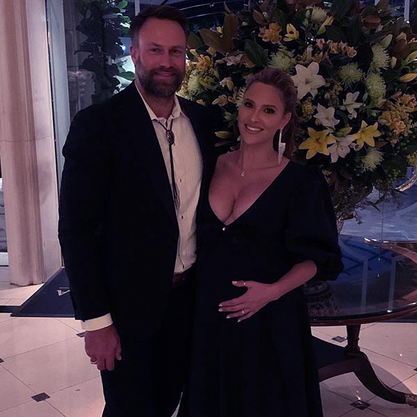 Image of David and Jill have been married for three years