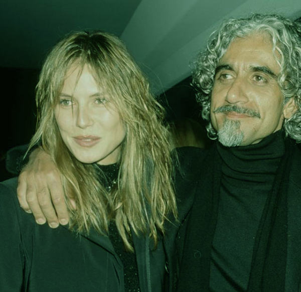 Image of Heidi Klum married Ric Pipino when she was 23 years old