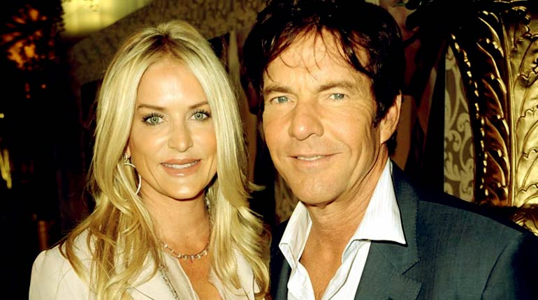 Image of Dennis Quaid's ex-wife Kimberly Quaid: Her marriage, divorce, children and wiki