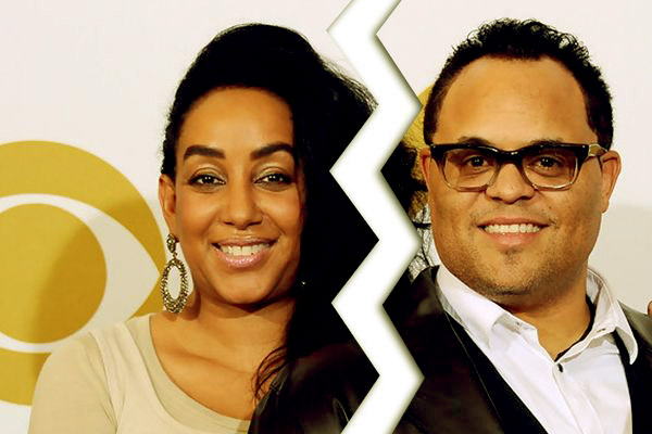 Image of Meleasa Houghton and Israel Houghton official divorced in 2016