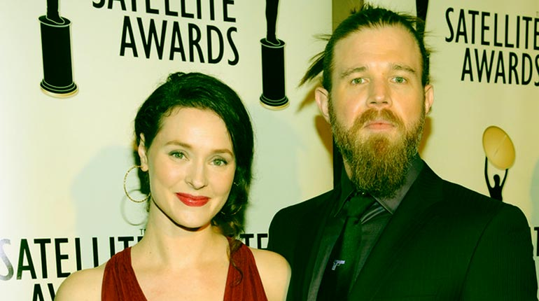 Image of Molly Cookson: Facts About Ryan Hurst's Wife