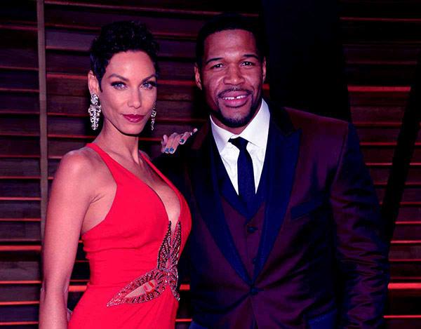 Image of Caption: Michael and Nicole Murphy