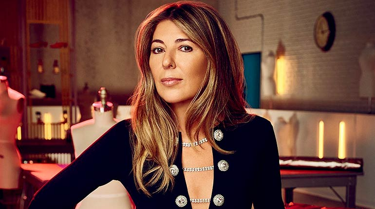 Image of Nina Garcia: Facts About The Project Runway Judge