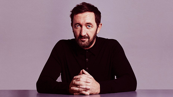 Image of Ralph Ineson was a teacher at York Sixth Form College before making his career in Hollywood