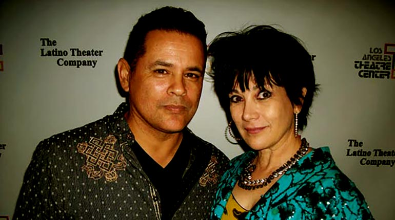 Image of Simi Cruz - Unknown Facts About 'Breaking Bad's Tuco or Raymond Cruz's Wife