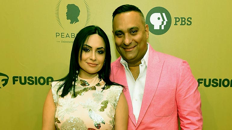 Image of Meet Russell Peters ex-fiance Ruzanna Khetchian