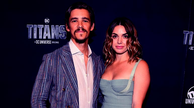 Image of Chloe Pacey: Facts About Brenton Thwaites's Life Partner
