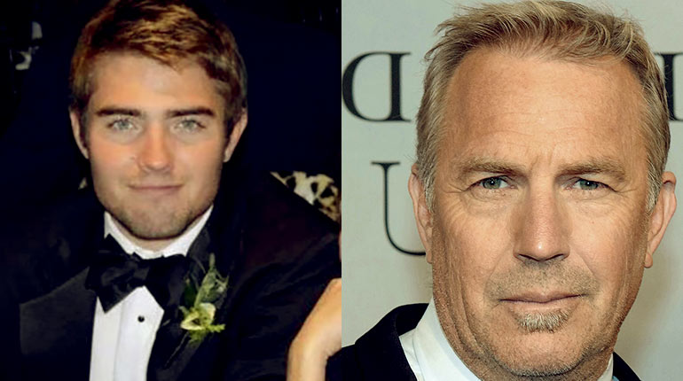Image of Liam Costner - Facts About Kevin Costner's Son