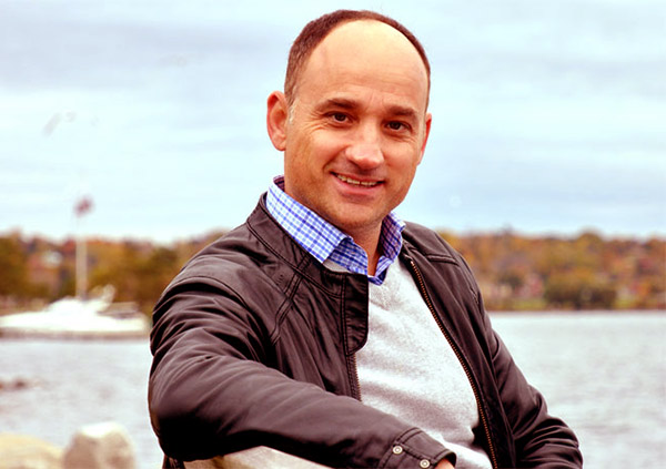 Image of David Visentin is a real estate agent