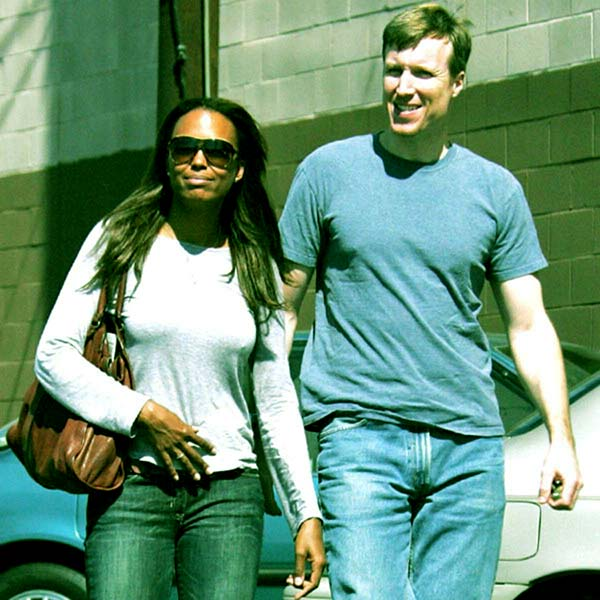 Image of Jeff Tietjens and Aisha Tyler were married from 1992 to 2015