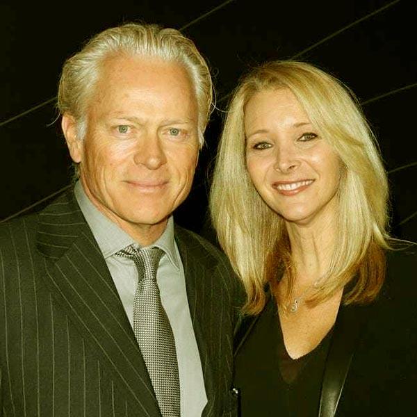 Image of Lisa Kudrow & Husband Michael Stern's Net Worth/ Salary.