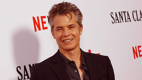 Image of Actor Timothy Olyphant