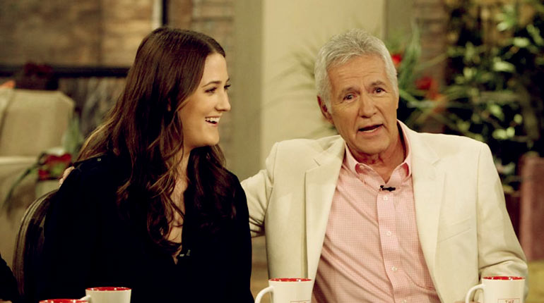 Image of Let's Talk About Alex Trebek's Daughter Emily Trebek Net Worth, Bio, Dating Life & More