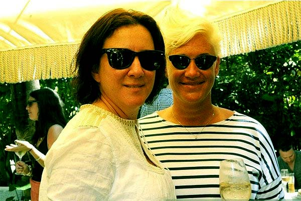 Image of Koren fiance Anne Burrell net worth