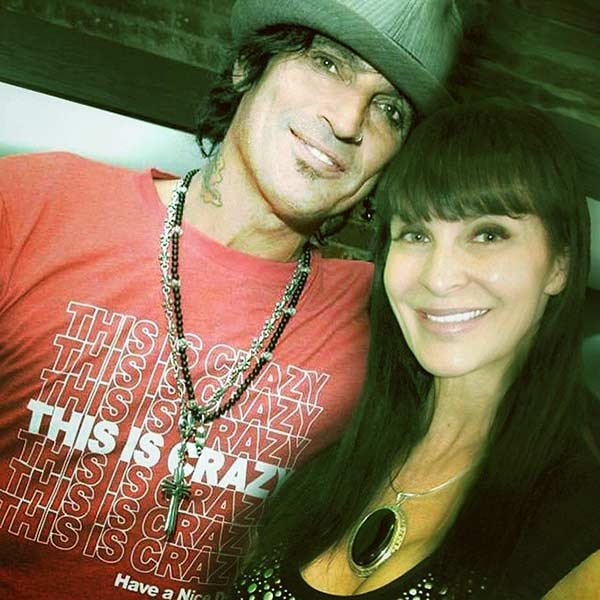 Image of Elaine Starchuk and Tommy Lee were married for a week